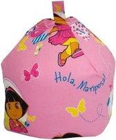 Dora Explorer zitzak hoes