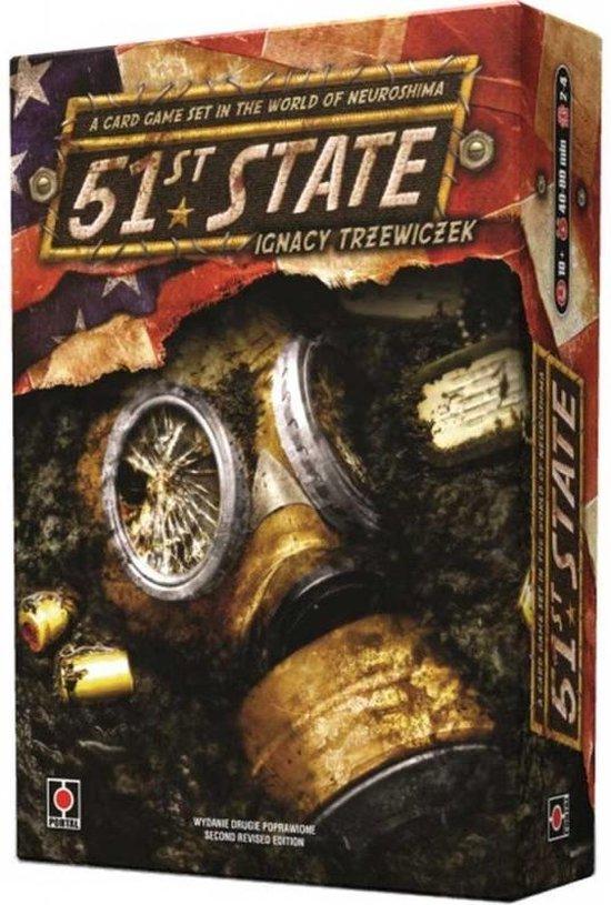 Afbeelding van het spel 51st State Kaartspel (Engelstalige Versie)