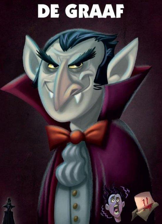 Thumbnail van een extra afbeelding van het spel 1 Nacht Weerwolven & Waaghalzen: Vampiers