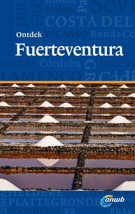 ANWB ontdek - Fuerteventura - Susanne Lipps |