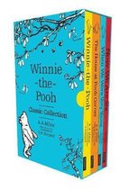 Boek cover Winnie-the-Pooh Classic Collection van A. A. Milne (Paperback)