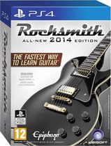 Rocksmith 2014 - with cable - PS4