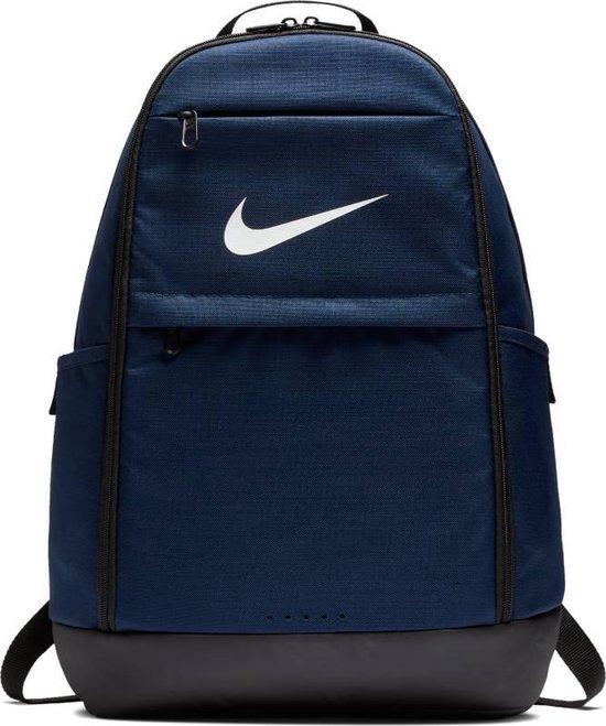Nike Brasilia Xl Backpack Rugzak Unisex - Blauw