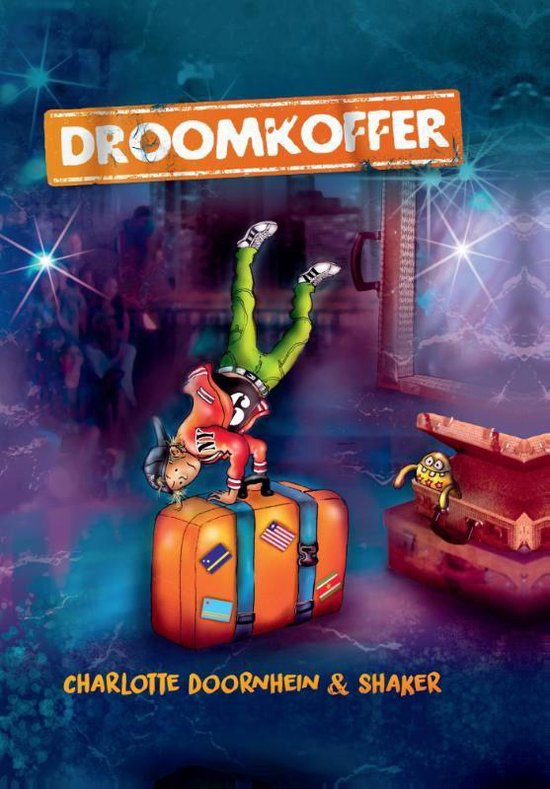 Droomkoffer - Charlotte Doornhein |