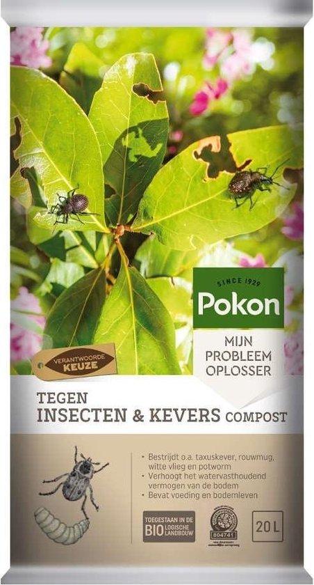 Bio Tegen Insecten en Kevers 20 liter
