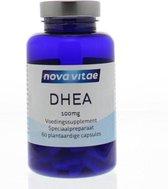 Nova Vitae, DHEA 100 mg, 60 plantaardige capsules