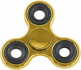 Spinners  Hand Spinner Metalic Goud