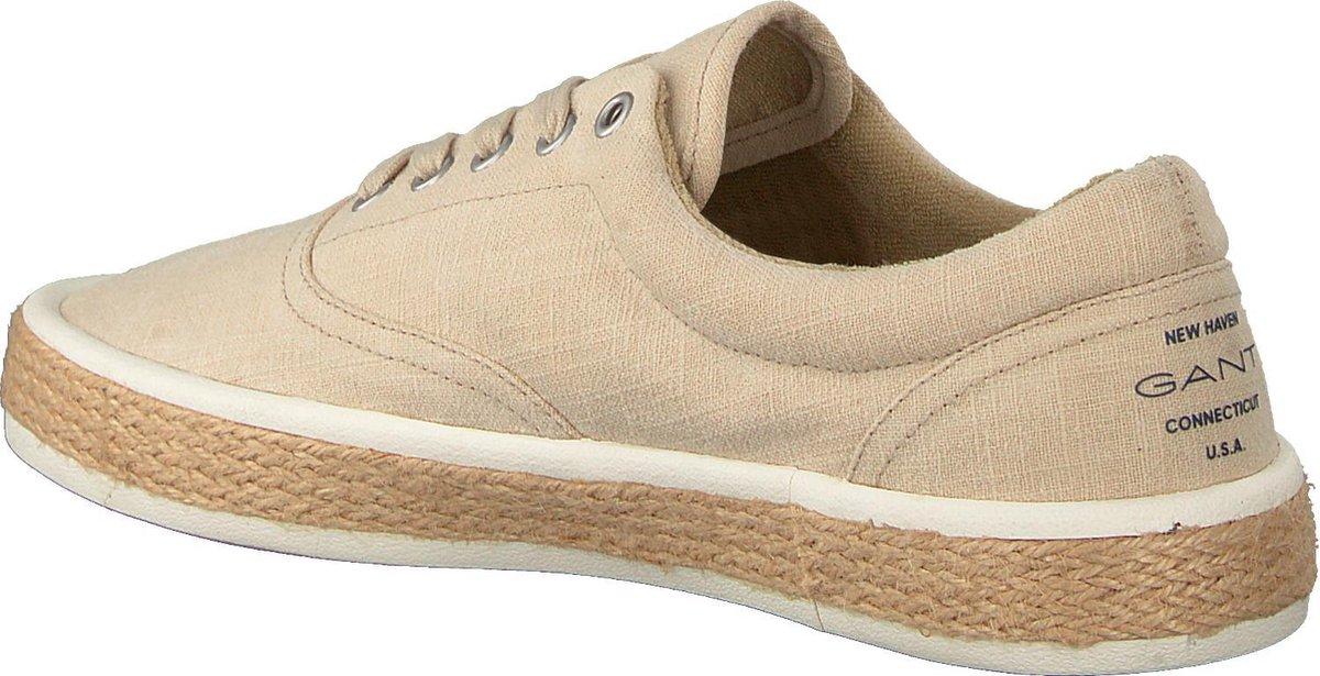 Gant Heren Sneakers Fresno - Beige Instappers