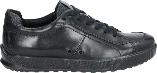 ECCO Byway heren sneaker - Zwart - Maat 44