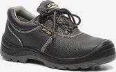 Safety Jogger bestrun leren werkschoenen S3 - Zwart - Maat 44