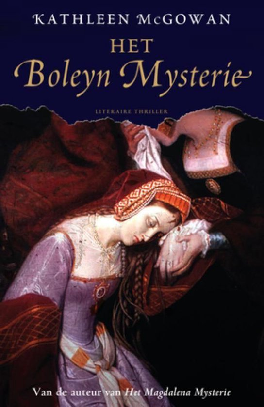 Het Boleyn mysterie - Kathleen McGowan |
