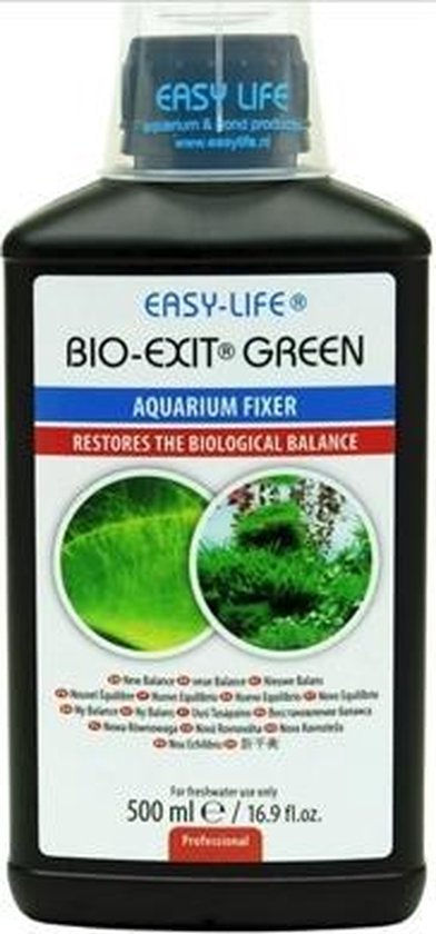 Easy Life bio exit green - 500 ml