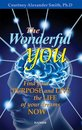 Boek cover The Wonderful You van Courtney Alexander Smith