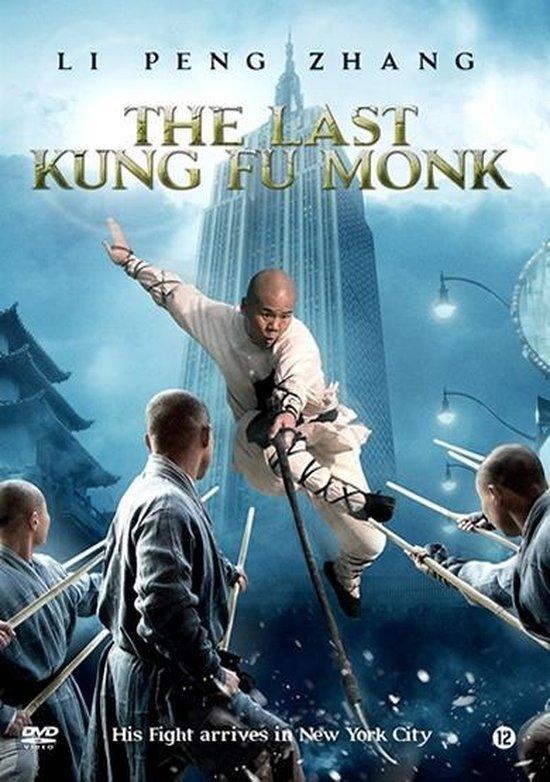 Cover van de film 'Last Kung Fu Monk'
