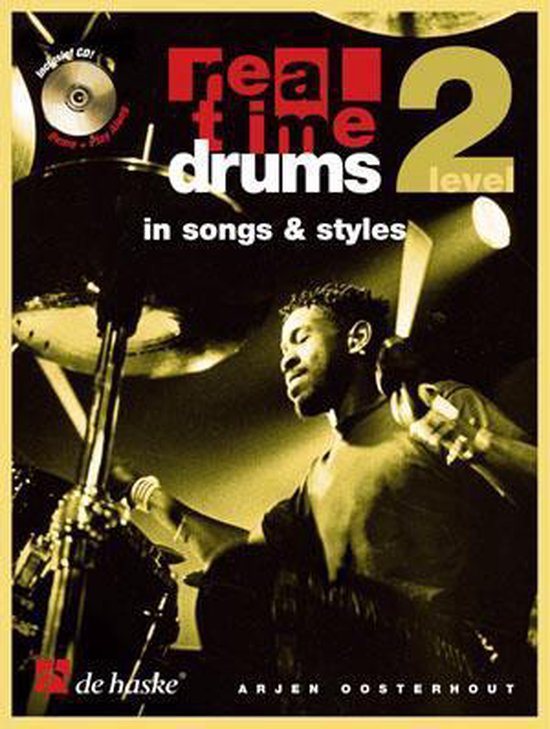Real Time Drums in Songs Styles D - A. Oosterhout |