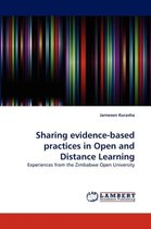 Sharing Evidence-Based Practices in Open and Distance Learning