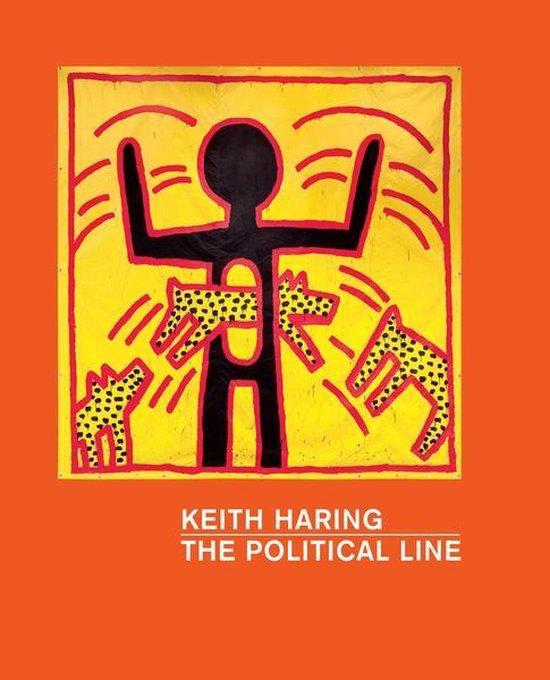 Keith haring the political line - dutch edition - D. Buchhart |