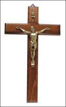 Arti Casa Decoratief beeld of figuur Christus aan kruis