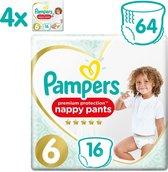 Pampers Premium Protection Pants Luierbroekjes - Maat 6 (15+ kg) - 64 stuks - Maandbox