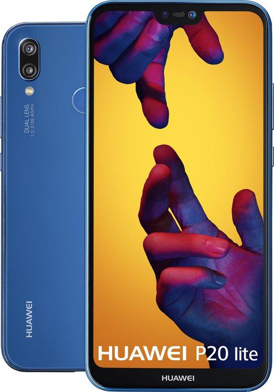 Huawei P20 Lite - 64GB - Blauw
