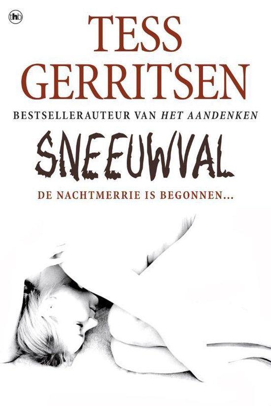 Rizzoli & Isles 8 - Sneeuwval - Tess Gerritsen pdf epub