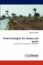 Feed Strategies for Sheep and Goats