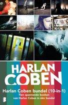 Harlan Coben 10-in-1-bundel