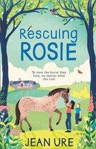 Omslag Rescuing Rosie