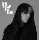 CD cover van No Time To Die (Coloured Vinyl) (7 inch) van Billie Eilish