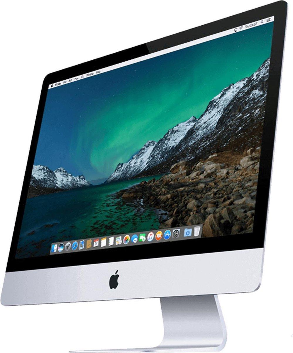Apple iMac 27 inch Refurbished – Quad Core i5 3 2 Ghz – 8GB – 1TB HDD – Eind 2015 – A-grade