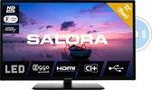 Salora 32HDB6505 - Televisie - LED - 32 Inch - HD - Ingebouwde DVD speler - HDMI - USB