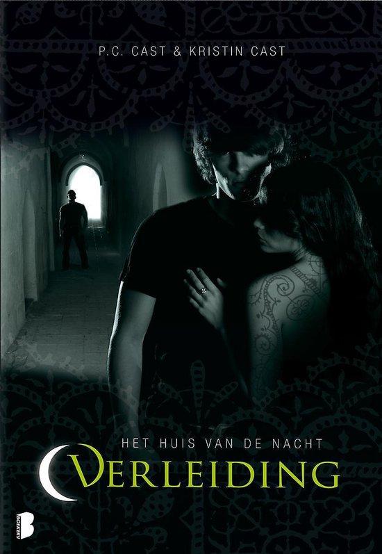 Boek cover Het huis van de nacht 6 - Verleiding van Kristin Cast (Paperback)
