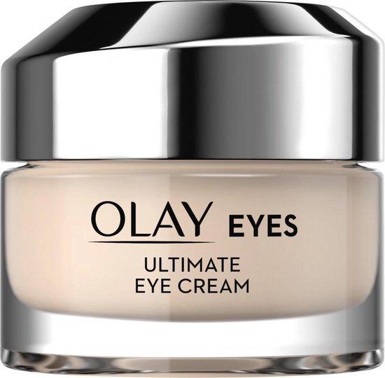 Olay Eyes Ultimate Voor Donkere Kringen, Rimpels, Wallen - 15 ml - Oogcrème