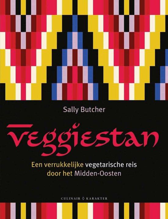 Boek cover Veggiestan van Sally Butcher (Paperback)