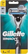 Gillette Razor Mach3 incl. 2 mesjes
