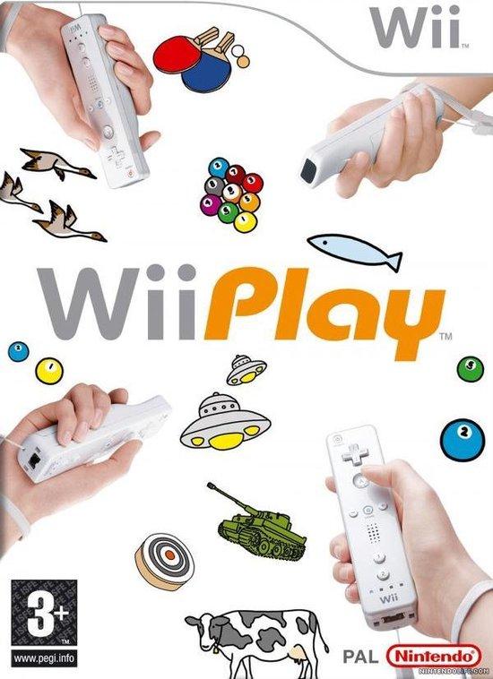 Nintendo Wii – Wii Play