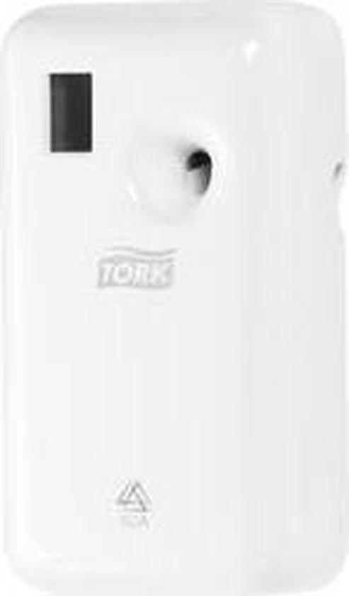 Tork Luchtverfrisser Spray Dispenser Kunststof Wit A1 - Tork