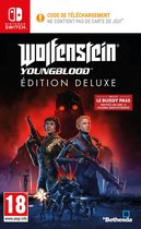 Wolfenstein Youngblood - Deluxe Edition - Switch