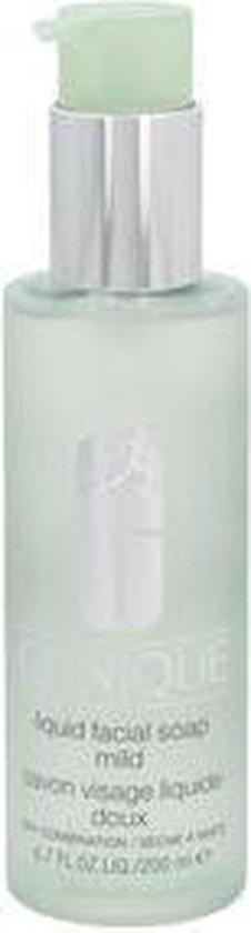 Clinique Liquid Facial Soap Gezichtsreiniger Mild - 200 ml