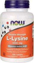 L-Lysine 1000mg - 100 tabletten
