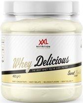 XXL Nutrition Whey Delicious - Proteïne Poeder / Proteïne Shake - NIEUW! Sweet Vanille 1000 gram