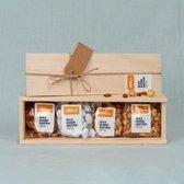 Cadeau notenpakket klein - 1 verpakking - Notenpakket