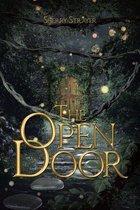 Boek cover The Open Door van SHERRY STRAYER