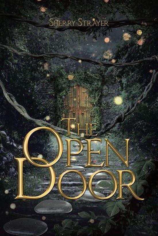 Boek cover The Open Door van SHERRY STRAYER (Onbekend)