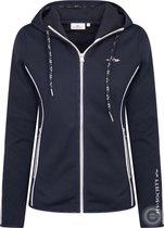 HV Polo Technische sweatvest voor dames, donkerblauw
