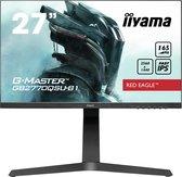 iiyama G-Master Red Eagle GB2770QSU-B1 - QHD IPS Gaming Monitor - 165hz