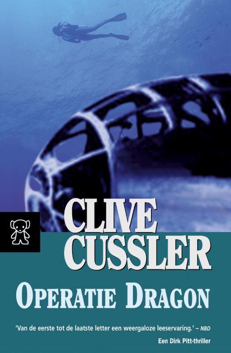Operatie Dragon - Clive Cussler