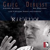 Grieg: Lyriske Stykker; Debussy: Six Préludes