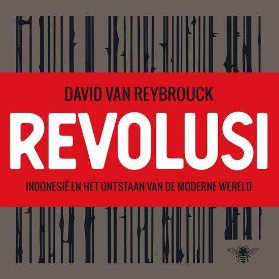 Boek cover Revolusi van David van Reybrouck (Onbekend)
