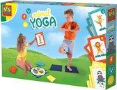 SES - Animal yoga | Yoga voor kinderen | Inclusief 27 kinderyogakaarten